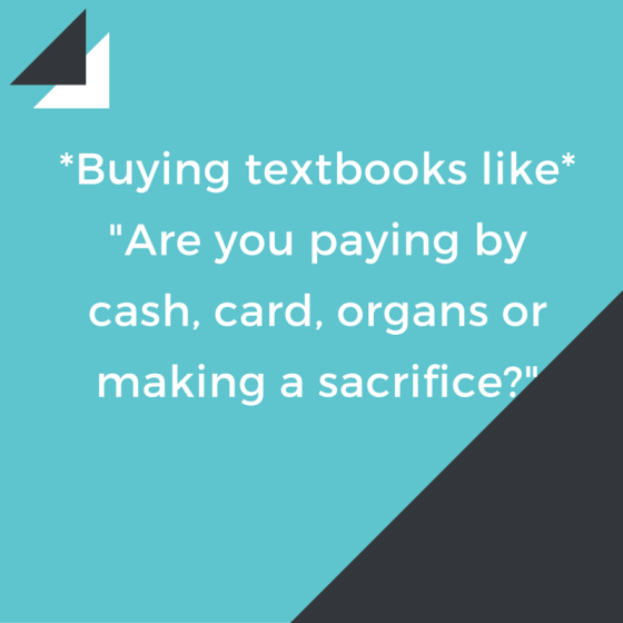 *Buying textbooks like*%22Are you paying by cash, card, organs or making a sacrifice?%22